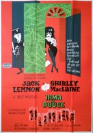 Irma la Douce - Swedish Movie Poster (xs thumbnail)
