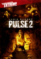 Pulse 2: Afterlife - DVD cover (xs thumbnail)