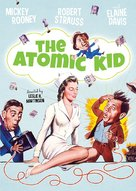 The Atomic Kid - DVD cover (xs thumbnail)