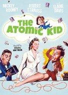 The Atomic Kid - DVD movie cover (xs thumbnail)
