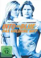 Into the Blue 2: The Reef - German DVD cover (xs thumbnail)