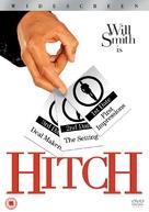 Hitch - British DVD cover (xs thumbnail)