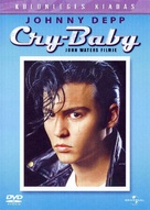 Cry-Baby - Hungarian DVD movie cover (xs thumbnail)