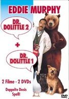 Doctor Dolittle - German Movie Cover (xs thumbnail)