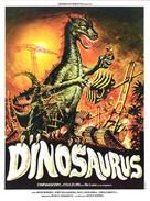 Dinosaurus! - French Movie Poster (xs thumbnail)