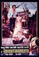 L'ammutinamento - Italian Movie Poster (xs thumbnail)