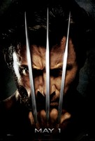 X-Men Origins: Wolverine - Movie Poster (xs thumbnail)