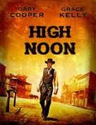 High Noon - British Movie Cover (xs thumbnail)