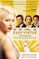 Easy Virtue - Movie Poster (xs thumbnail)