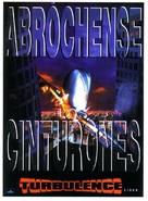 Turbulence - Spanish Movie Poster (xs thumbnail)