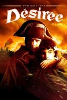 Desirée - Blu-Ray movie cover (xs thumbnail)