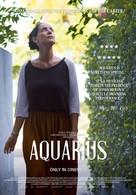 Aquarius - Australian Movie Poster (xs thumbnail)