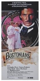The Bostonians - Movie Poster (xs thumbnail)