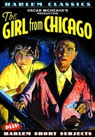 The Girl from Chicago - DVD movie cover (xs thumbnail)