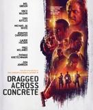 Dragged Across Concrete - Blu-Ray movie cover (xs thumbnail)