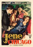 The Narrow Margin - Italian Movie Poster (xs thumbnail)
