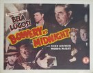 Bowery at Midnight - Movie Poster (xs thumbnail)