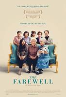 The Farewell - Danish Movie Poster (xs thumbnail)
