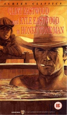 Honkytonk Man - British Movie Cover (xs thumbnail)