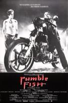Rumble Fish - Movie Poster (xs thumbnail)