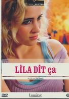 Lila dit ça - Dutch DVD cover (xs thumbnail)