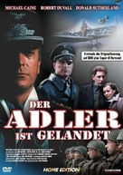 The Eagle Has Landed - German DVD cover (xs thumbnail)