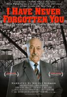 I Have Never Forgotten You - Movie Poster (xs thumbnail)