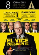 Vice - Mexican Movie Poster (xs thumbnail)