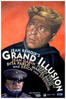 La grande illusion - Re-release poster (xs thumbnail)