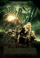 Sucker Punch - Greek Movie Poster (xs thumbnail)