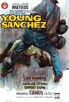 Young Sánchez - Spanish Movie Poster (xs thumbnail)