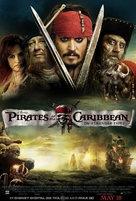 Pirates of the Caribbean: On Stranger Tides - Movie Poster (xs thumbnail)