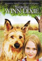 Because of Winn-Dixie - Finnish DVD cover (xs thumbnail)