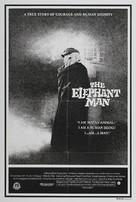 The Elephant Man - Australian Movie Poster (xs thumbnail)