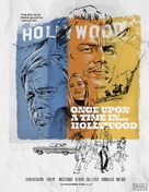 Once Upon a Time in Hollywood - poster (xs thumbnail)