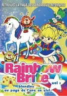 """Rainbow Brite"" - French DVD cover (xs thumbnail)"