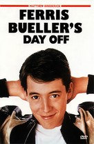 Ferris Bueller's Day Off - DVD cover (xs thumbnail)