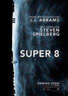 Super 8 - New Zealand Movie Poster (xs thumbnail)