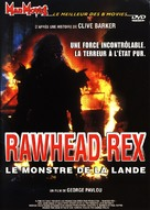 Rawhead Rex - French Movie Cover (xs thumbnail)