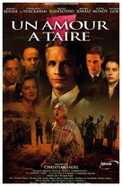 Un amour à taire - French Movie Poster (xs thumbnail)