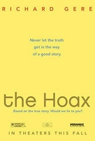 The Hoax - Movie Poster (xs thumbnail)