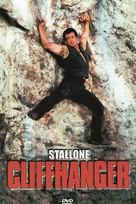 Cliffhanger - DVD cover (xs thumbnail)