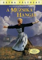 The Sound of Music - Hungarian Movie Cover (xs thumbnail)