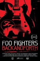 Foo Fighters: Back and Forth - Movie Poster (xs thumbnail)