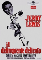 The Delicate Delinquent - Italian Theatrical poster (xs thumbnail)