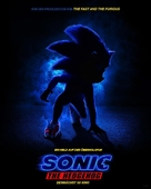 Sonic the Hedgehog - German Movie Poster (xs thumbnail)