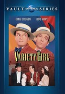 Variety Girl - DVD cover (xs thumbnail)