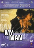 Mon homme - Australian DVD cover (xs thumbnail)