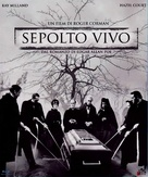 Premature Burial - Italian Blu-Ray movie cover (xs thumbnail)