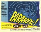 Paranoiac - Movie Poster (xs thumbnail)